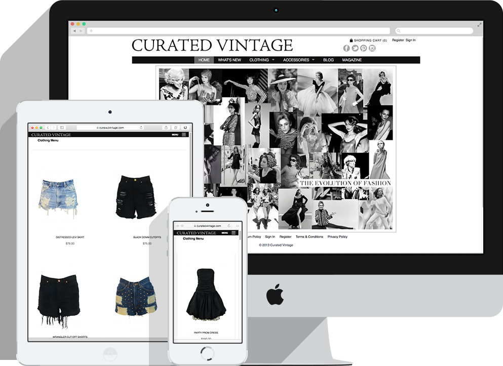 Curated Vintage